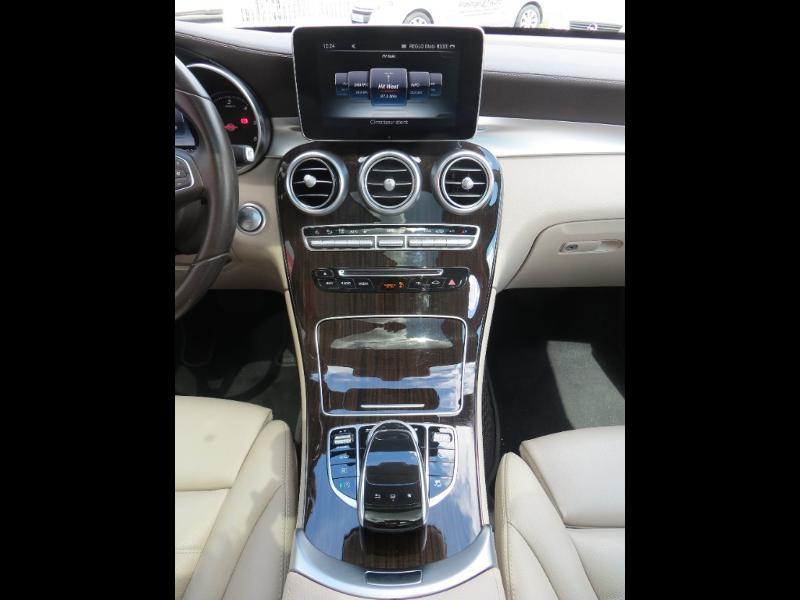 Mercedes GLC 250 d 204ch Business Executive 4Matic 9G-Tronic Bleu occasion à La Roche-sur-Yon - photo n°11