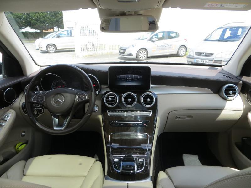 Mercedes GLC 250 d 204ch Business Executive 4Matic 9G-Tronic Bleu occasion à La Roche-sur-Yon - photo n°9