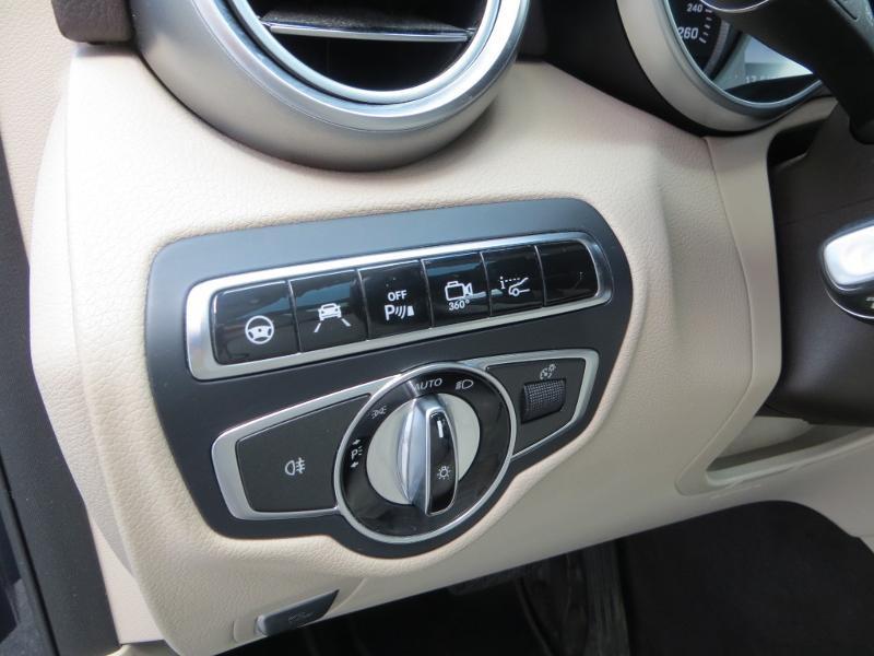 Mercedes GLC 250 d 204ch Business Executive 4Matic 9G-Tronic Bleu occasion à La Roche-sur-Yon - photo n°16
