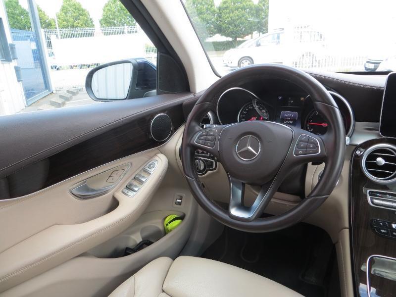 Mercedes GLC 250 d 204ch Business Executive 4Matic 9G-Tronic Bleu occasion à La Roche-sur-Yon - photo n°12