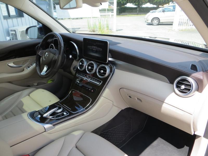 Mercedes GLC 250 d 204ch Business Executive 4Matic 9G-Tronic Bleu occasion à La Roche-sur-Yon - photo n°6