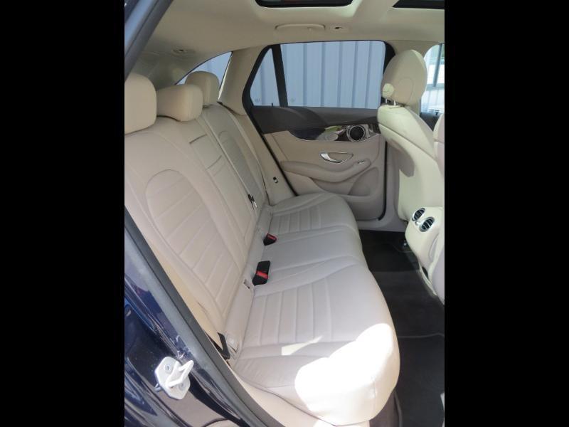 Mercedes GLC 250 d 204ch Business Executive 4Matic 9G-Tronic Bleu occasion à La Roche-sur-Yon - photo n°7