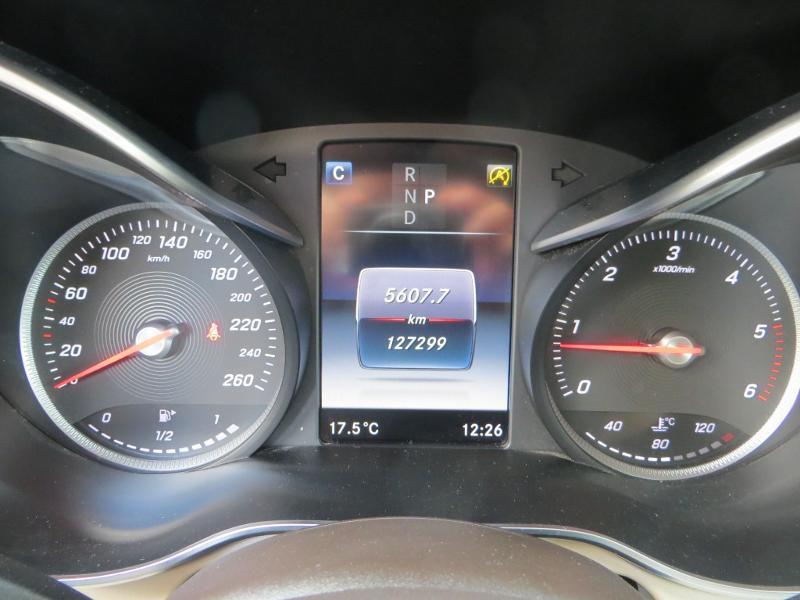 Mercedes GLC 250 d 204ch Business Executive 4Matic 9G-Tronic Bleu occasion à La Roche-sur-Yon - photo n°19