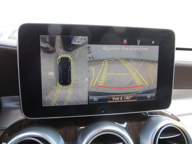 Mercedes GLC 250 d 204ch Business Executive 4Matic 9G-Tronic Bleu occasion à La Roche-sur-Yon - photo n°18