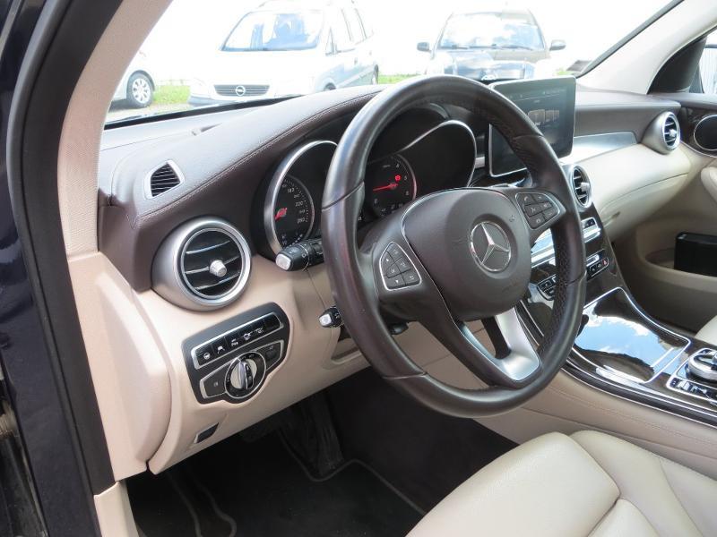 Mercedes GLC 250 d 204ch Business Executive 4Matic 9G-Tronic Bleu occasion à La Roche-sur-Yon - photo n°15