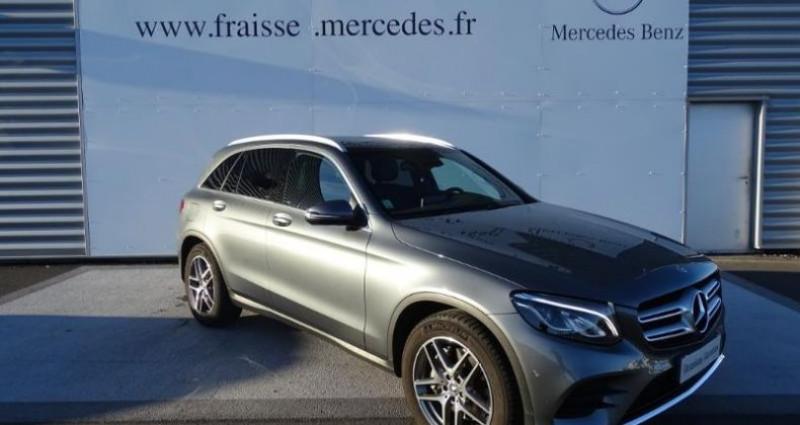 Mercedes GLC 250 d 204ch Fascination 4Matic 9G-Tronic Euro6c Gris occasion à Saint-germain-laprade - photo n°2