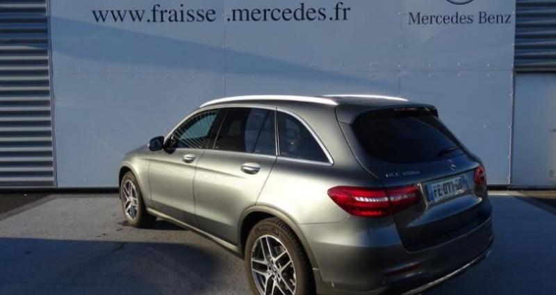 Mercedes GLC 250 d 204ch Fascination 4Matic 9G-Tronic Euro6c Gris occasion à Saint-germain-laprade - photo n°5