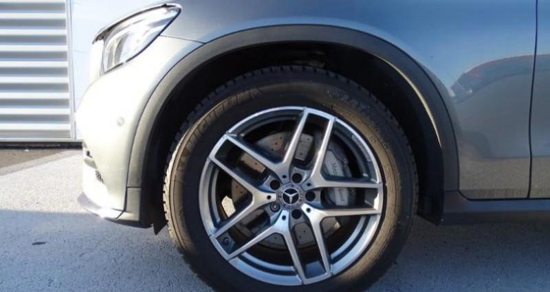 Mercedes GLC 250 d 204ch Fascination 4Matic 9G-Tronic Euro6c Gris occasion à Saint-germain-laprade - photo n°7
