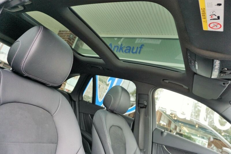 Mercedes GLC 250 D 204CH FASCINATION 4MATIC 9G-TRONIC Blanc occasion à Villenave-d'Ornon - photo n°9