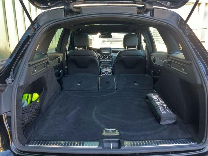 Mercedes GLC 250 D 204CH FASCINATION 4MATIC 9G-TRONIC Noir occasion à Villenave-d'Ornon - photo n°7
