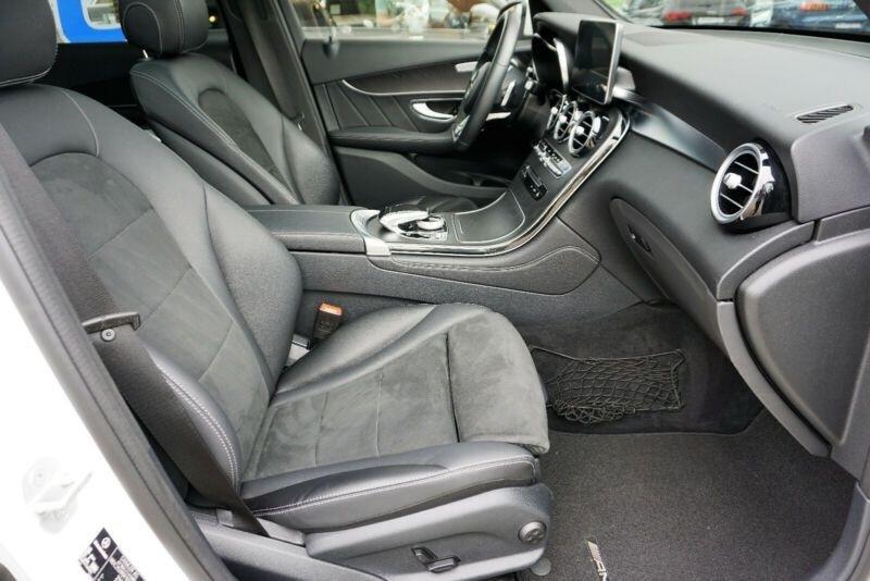 Mercedes GLC 250 D 204CH FASCINATION 4MATIC 9G-TRONIC Blanc occasion à Villenave-d'Ornon - photo n°4