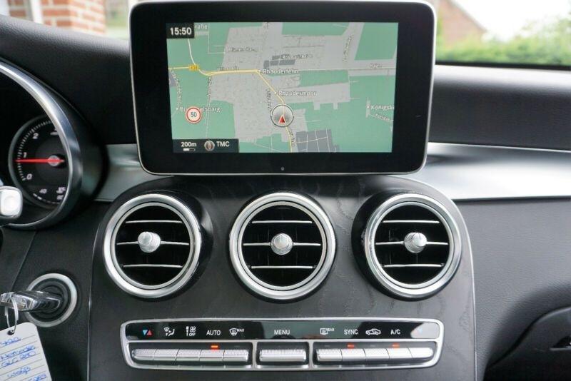 Mercedes GLC 250 D 204CH FASCINATION 4MATIC 9G-TRONIC Blanc occasion à Villenave-d'Ornon - photo n°7