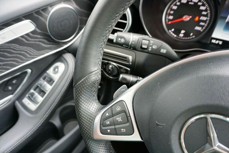 Mercedes GLC 250 D 204CH FASCINATION 4MATIC 9G-TRONIC Blanc occasion à Villenave-d'Ornon - photo n°8