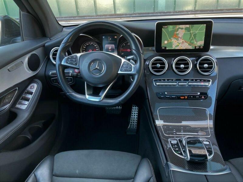 Mercedes GLC 250 D 204CH FASCINATION 4MATIC 9G-TRONIC Noir occasion à Villenave-d'Ornon - photo n°2