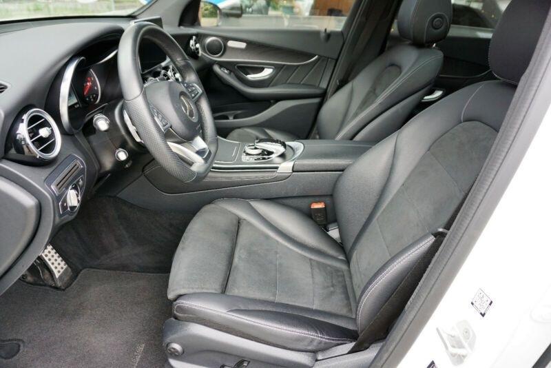Mercedes GLC 250 D 204CH FASCINATION 4MATIC 9G-TRONIC Blanc occasion à Villenave-d'Ornon - photo n°2
