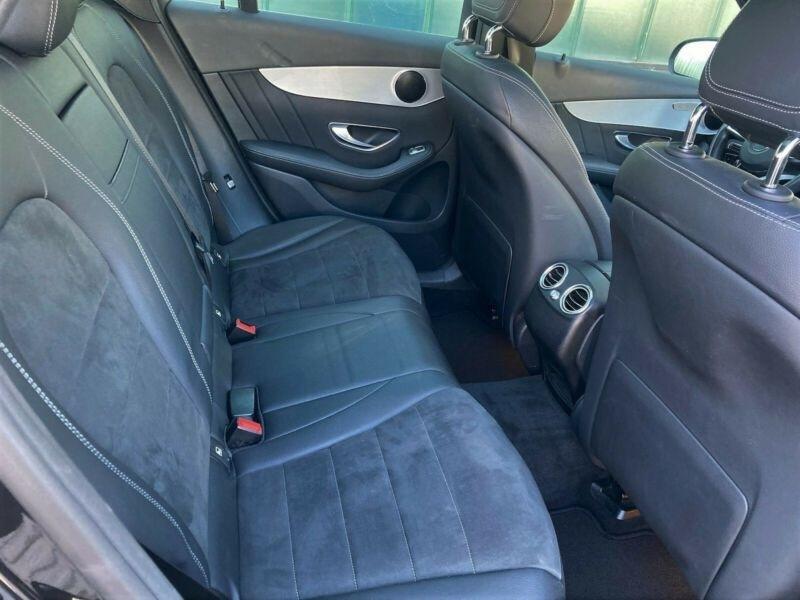 Mercedes GLC 250 D 204CH FASCINATION 4MATIC 9G-TRONIC Noir occasion à Villenave-d'Ornon - photo n°8