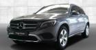 Mercedes GLC 250 d 204ch Fascination 4Matic Gris à Boulogne-Billancourt 92