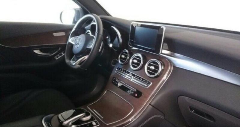 Mercedes GLC 250 d 204ch Fascination 4Matic Gris occasion à Boulogne-Billancourt - photo n°4