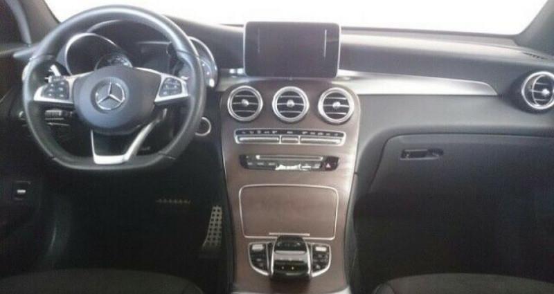 Mercedes GLC 250 d 204ch Fascination 4Matic Gris occasion à Boulogne-Billancourt - photo n°6