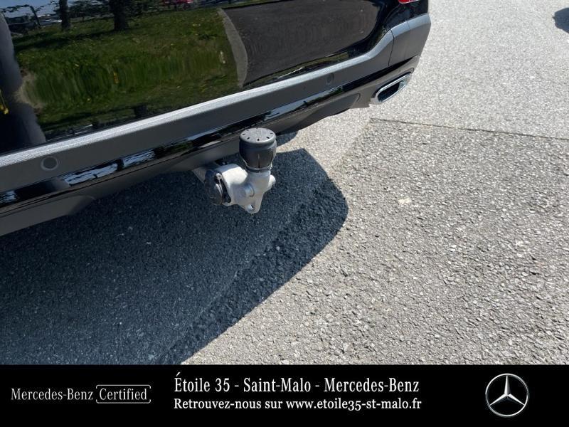 Mercedes GLC 250 d 204ch Sportline 4Matic 9G-Tronic Euro6c Noir occasion à SAINT-MALO - photo n°13