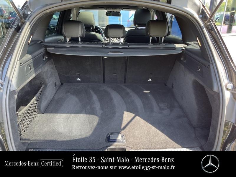 Mercedes GLC 250 d 204ch Sportline 4Matic 9G-Tronic Euro6c Noir occasion à SAINT-MALO - photo n°14
