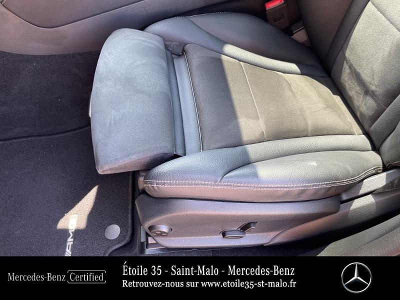 Mercedes GLC 250 d 204ch Sportline 4Matic 9G-Tronic Euro6c Noir occasion à SAINT-MALO - photo n°9
