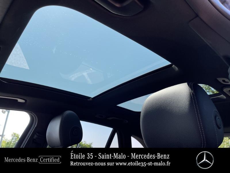 Mercedes GLC 250 d 204ch Sportline 4Matic 9G-Tronic Euro6c Noir occasion à SAINT-MALO - photo n°10