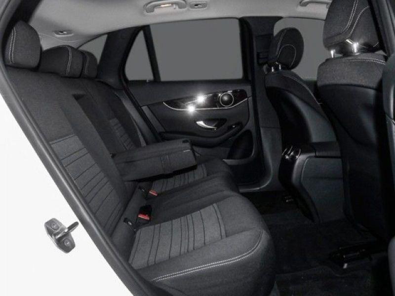 Mercedes GLC 250 d 4 Matic Blanc occasion à Beaupuy - photo n°5