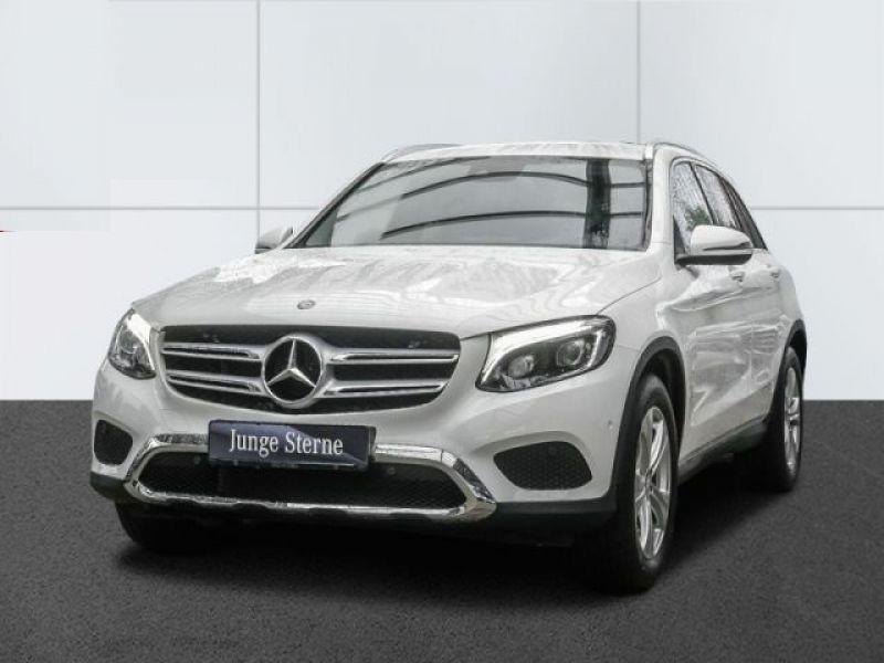 Mercedes GLC 250 d 4 Matic Blanc occasion à Beaupuy