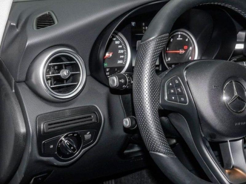 Mercedes GLC 250 d 4 Matic Blanc occasion à Beaupuy - photo n°7