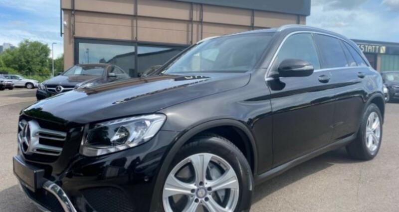 Mercedes GLC 250 d 4Matic 204 CV Noir occasion à Boulogne-Billancourt