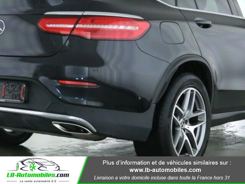 Mercedes GLC 250 d 9G-Tronic 4Matic / AMG Noir occasion à Beaupuy - photo n°9