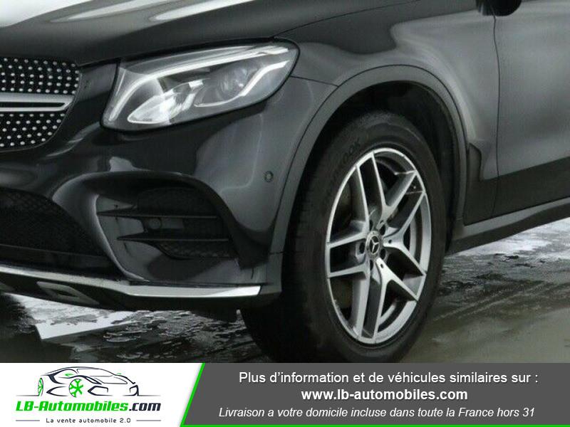 Mercedes GLC 250 d 9G-Tronic 4Matic / AMG Noir occasion à Beaupuy - photo n°10