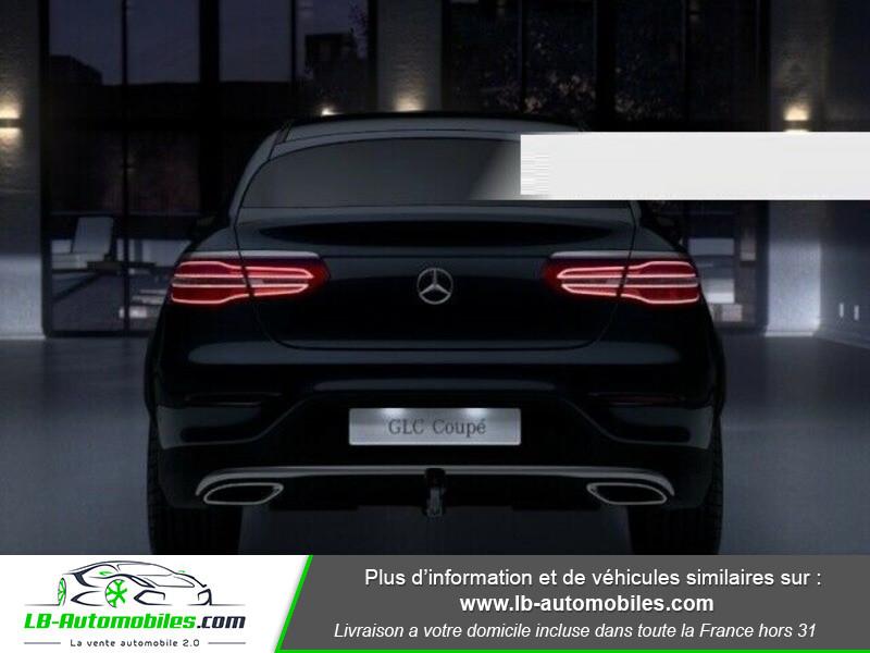 Mercedes GLC 250 d 9G-Tronic 4Matic / AMG Bleu occasion à Beaupuy - photo n°9