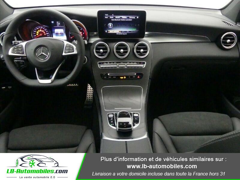Mercedes GLC 250 d 9G-Tronic 4Matic / AMG Blanc occasion à Beaupuy - photo n°2