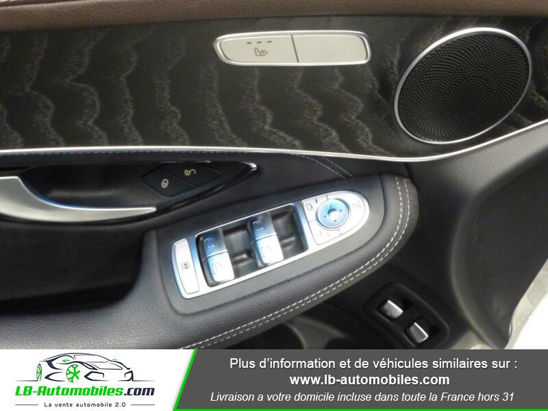 Mercedes GLC 250 d 9G-Tronic 4Matic / AMG Blanc occasion à Beaupuy - photo n°6