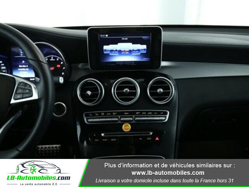 Mercedes GLC 250 d 9G-Tronic 4Matic / AMG Noir occasion à Beaupuy - photo n°6
