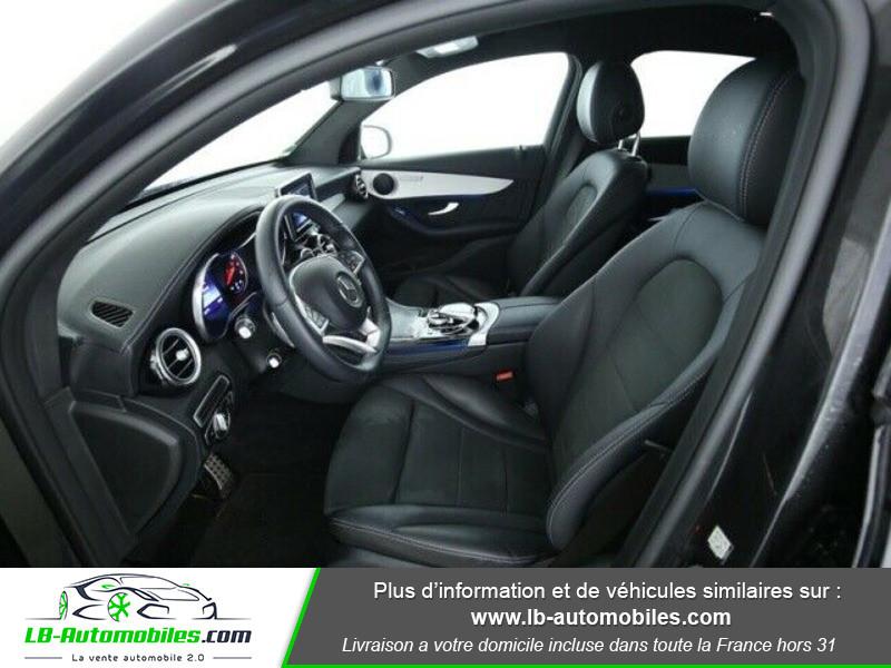 Mercedes GLC 250 d 9G-Tronic 4Matic / AMG Noir occasion à Beaupuy - photo n°4