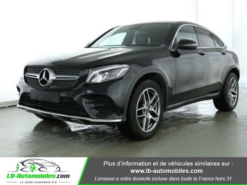 Mercedes GLC 250 d 9G-Tronic 4Matic / AMG Noir occasion à Beaupuy