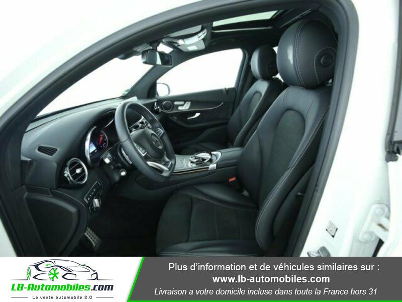 Mercedes GLC 250 d 9G-Tronic 4Matic / AMG Blanc occasion à Beaupuy - photo n°5