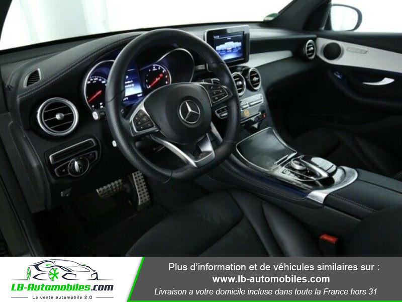 Mercedes GLC 250 d 9G-Tronic 4Matic / AMG Noir occasion à Beaupuy - photo n°5