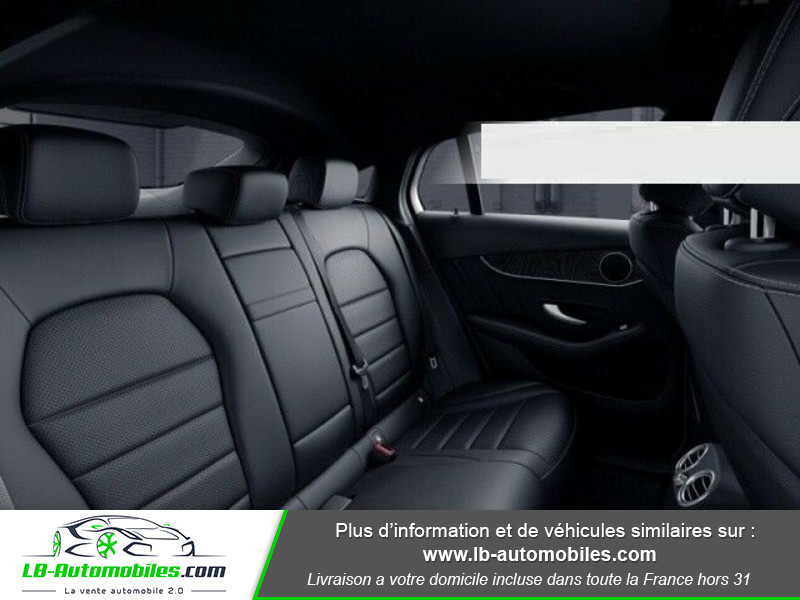 Mercedes GLC 250 d 9G-Tronic 4Matic / AMG Bleu occasion à Beaupuy - photo n°5