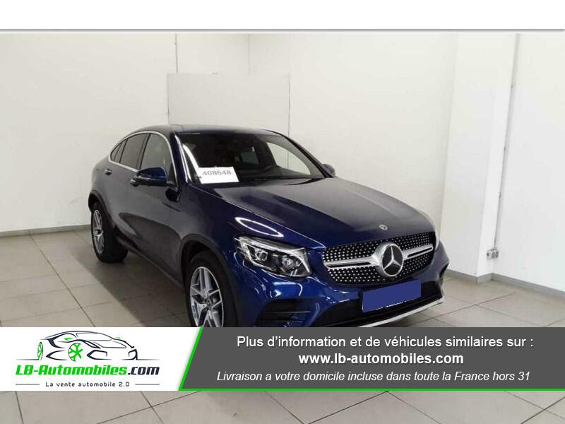 Mercedes GLC 250 d 9G-Tronic 4Matic / AMG Bleu occasion à Beaupuy