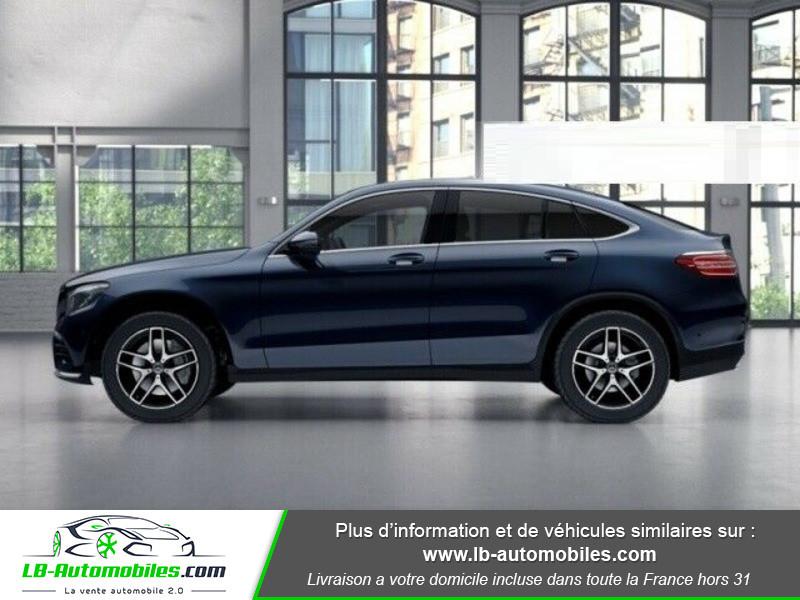 Mercedes GLC 250 d 9G-Tronic 4Matic / AMG Bleu occasion à Beaupuy - photo n°8