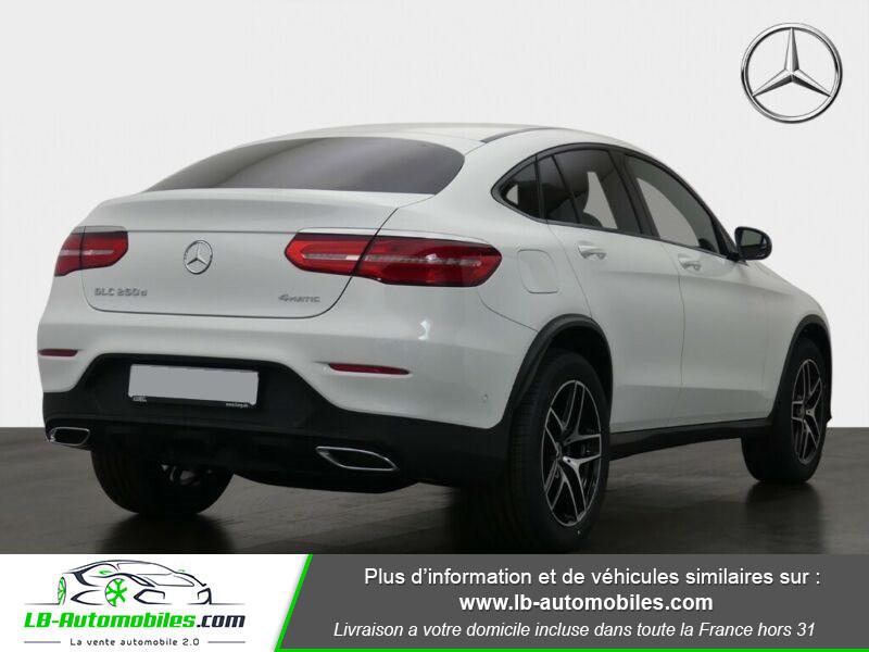 Mercedes GLC 250 d 9G-Tronic 4Matic / AMG Blanc occasion à Beaupuy - photo n°3