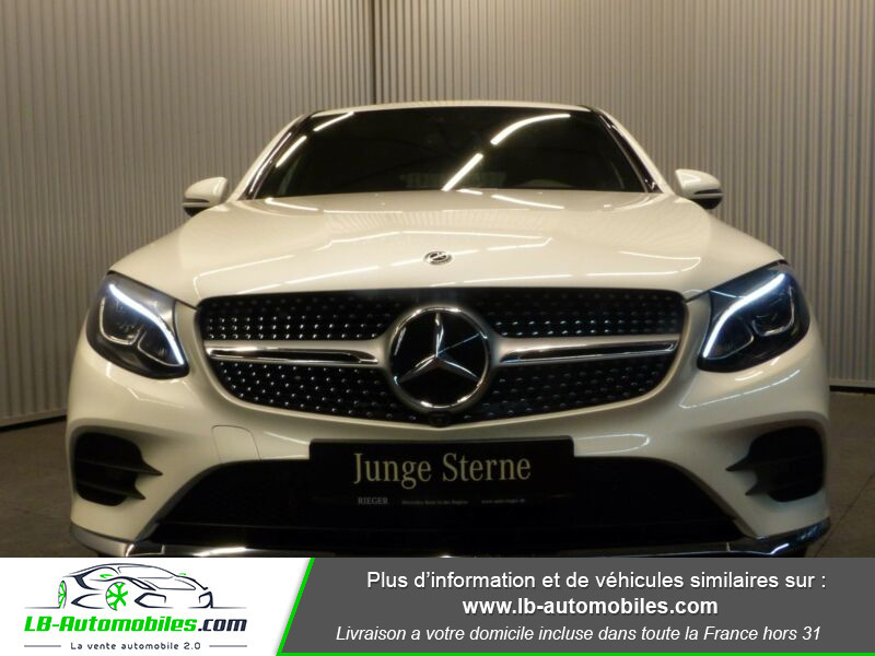 Mercedes GLC 250 d 9G-Tronic 4Matic / AMG Blanc occasion à Beaupuy