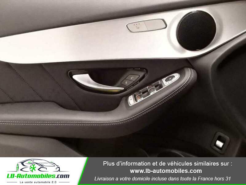 Mercedes GLC 250 d 9G-Tronic 4Matic / AMG Bleu occasion à Beaupuy - photo n°7