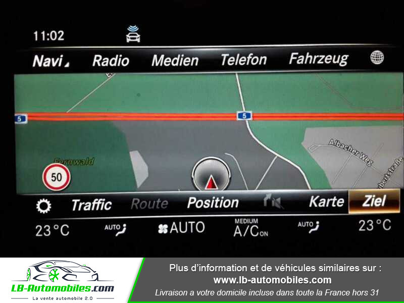 Mercedes GLC 250 d 9G-Tronic 4Matic / AMG Bleu occasion à Beaupuy - photo n°10
