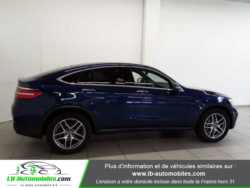 Mercedes GLC 250 d 9G-Tronic 4Matic / AMG Bleu occasion à Beaupuy - photo n°3