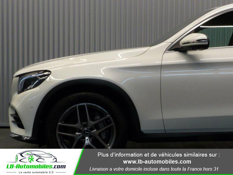 Mercedes GLC 250 d 9G-Tronic 4Matic / AMG Blanc occasion à Beaupuy - photo n°10